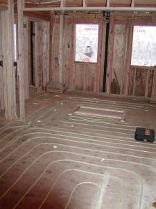 concrete floor finishing