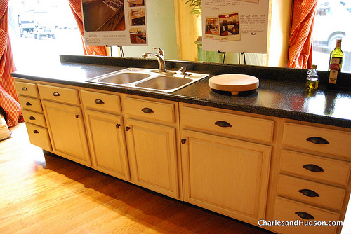 6 Great Options when Considering Types of Kitchen Countertop