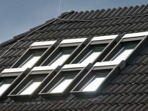 fixed roof windows