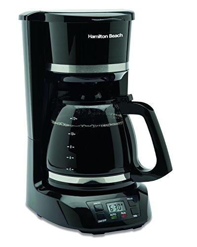 Hamilton-Beach 12 Cup Digital Coffee Maker